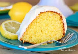 lemon bundt cake love from the oven