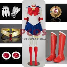 tsukino usagi serena from sailor moon cosplay costumes set best
