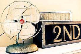 vintage fans vintage fan poetic home
