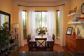 dining room window treatment ideas extraordinary white curtain window treatment for dining room