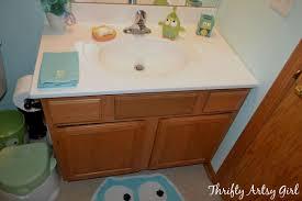 Builders Grade Bathroom by 28 Builders Grade Teal Bathroom Vanity And Faucet Upgrade For