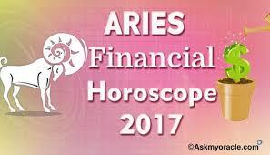 2017 horoscope predictions 2017 aries financial horoscope aries money horoscope predictions