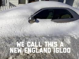 Funny Snow Meme - we call this a new england igloo meme snow funny flickr