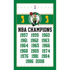 Custom Burgee Flags Boston Celtics Flag 3ft X 5ft Polyester Boston Celtics Banner