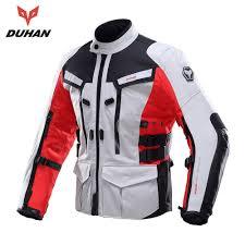 waterproof motorcycle jacket duhan men waterproof motorcycle jacket motocross off road racing