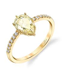 yellow engagement rings lumiere bridal lmbr3975 parade design designer engagement rings