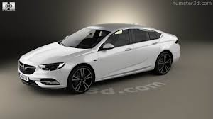 opel insignia 2016 360 view of opel insignia grand sport 2017 3d model hum3d store