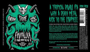 beavertown garage project stone release fruitallica tropical