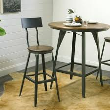 kitchen island stools with backs uk counter height toronto wooden
