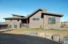 single story modern house plans inspirations single story modern home design with single story