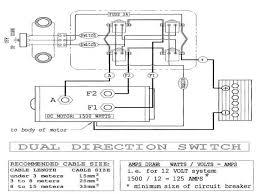 ramsey winch wiring diagram u0026 warn grip 9500 lb winch wiring