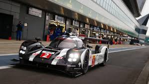 porsche 919 second row for the porsche 919 hybrids