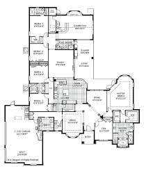 5 bedroom house plans 1 five bedroom house plans one floor plans 1 home with 5