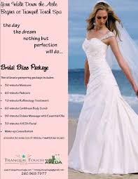 bridal makeup packages spa packages tranquil touch spa the