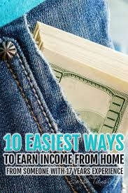 How To Earn Money From 10 Best Articles That Teach You How To Make Money From Home