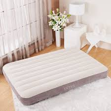 Folding Cushion Bed Usd 77 20 Intex Inflatable Bed Single Household Portable