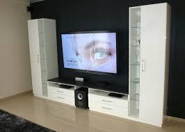 Wohnzimmerschrank Beleuchtung Dekorativer Innenausbau Ihr Rundum Sorglos Paket