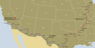 Amtrak Stops Map by My Own Amtrak Writing Retreat Beginner U0027s Heart