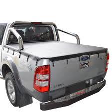 Ford Ranger Truck Cover - ford ranger pj pk xlt dual cab bunji cord tonneau