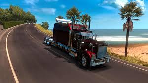 kenworth w900 kenworth w900 l remix ats1 4 approved american truck simulator