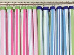 Pink And Green Kids Room by Bathroom Stripe Kids Shower Curtains Best Combination Of Pink