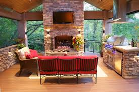 outdoor deck fireplaces with concept image 36623 kaajmaaja