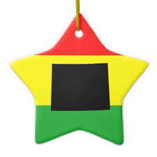 rasta ornaments rainforest islands ferry