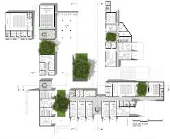 Verdana Villas Floor Plan by Ground Floor Presentation Architecture Presentations