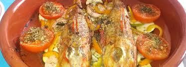 cuisine traditionnelle algeroise recette de grondins à l algeroise cuisine algérienne