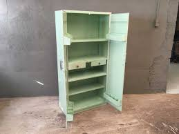 metal kitchen cabinet from tolix 1950s for sale at pamono