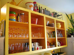 Kitchen Cabinets Without Doors  Kitchen Kitchens Open Cabinet - Kitchen cabinet without doors