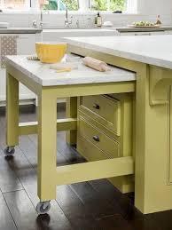 des astuces pour la cuisine astuce plan de travail ou table supplémentaire pour une