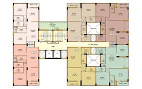 typical floor plan greenfield city