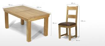 Dining Room Chair Dimensions by Size Of Dining Table For 6 Master Home Decor