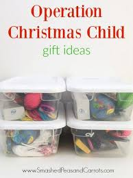 great gift ideas to fill your shoe boxes for operation christmas