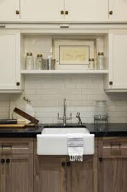 Soapstone Subway Tile Walk In Pantry With Soapstone Countertops Transitional Kitchen