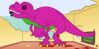 childhood ruined scientifically accurate barney terrifying video