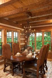 Log Cabin Dining Room Furniture 100 Best Deluxe Dining Images On Pinterest Island Log Cabins