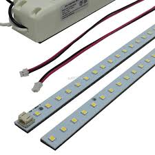 led 4 ft lights 4ft magnetic led strip light kit eledlights
