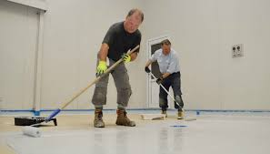 how to apply garage floor epoxy coatings the diy guide all