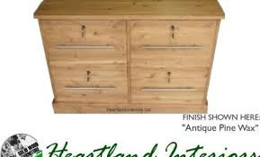 pine filing cabinet 36 rustic pine collection executive deskw