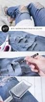 diy creative diy ripped jeans home design image beautiful and