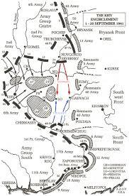 Kiev Map Encirclement Battle Of Kiev 1941 Invitation Samples Blog Wwii