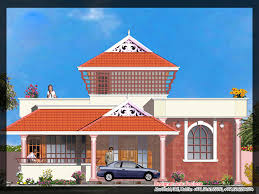 2165 square feet 3 bedroom traditional kerala home design and plan
