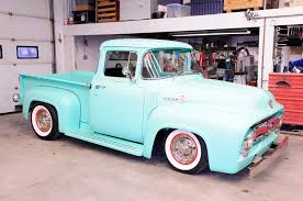 Vintage Ford Pickup Truck - swapping a modern chassis under a vintage ford rod network