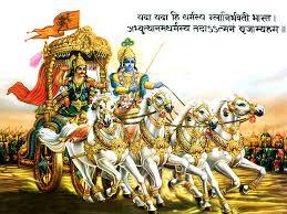 shri krishna mahabharat wallpapers images free download