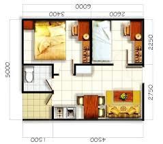 design interior rumah petak denah dan desain rumah minimalis modern sederhana