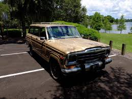 jeep 1990 1990 jeep grand wagoneer automatic for sale in orlando florida 7k