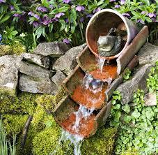 9 exemples de fontaines pour votre jardin gardens yards and