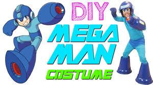 Megaman Halloween Costume Diy Mega Man Costume Cosplay